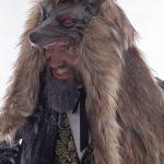 Kopfschmuck Wolf